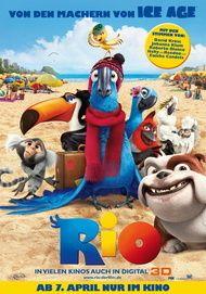 """Filmplakat für """"Rio"""""""