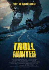 """Filmplakat für """"Trollhunter"""""""