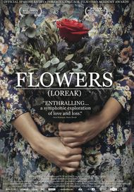 """Movie poster for """"FLOWERS"""""""