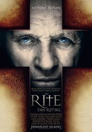 "Movie poster for ""The Rite"""