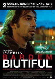 """Filmplakat für """"Biutiful"""""""
