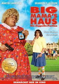 """Filmplakat für """"Big Mama's Haus - Die doppelte Portion"""""""