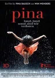 "Movie poster for ""PINA"""