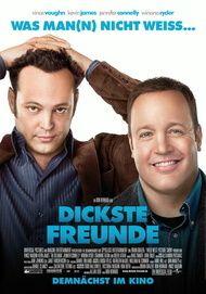 "Filmplakat für ""Dickste Freunde"""