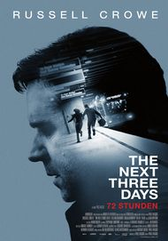 "Filmplakat für ""72 Stunden - The Next Three Days"""