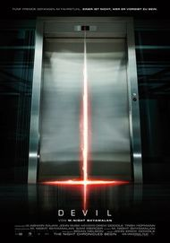 """Filmplakat für """"Devil"""""""