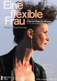 """Filmplakat für """"Eine flexible Frau"""""""