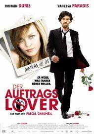 """Filmplakat für """"Der Auftragslover"""""""