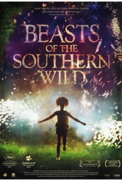 """Filmplakat für """"BEASTS OF THE SOUTHERN WILD"""""""