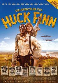 """Movie poster for """"Die Abenteuer des Huck Finn"""""""