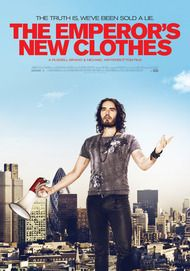 "Movie poster for ""THE EMPEROR'S NEW CLOTHES"""
