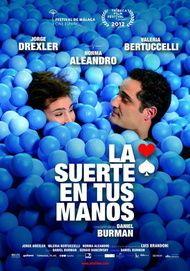 "Filmplakat für ""La suerte en tus manos"""