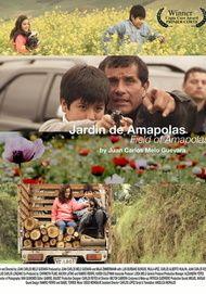 "Filmplakat für ""Jardin de Amapolas"""