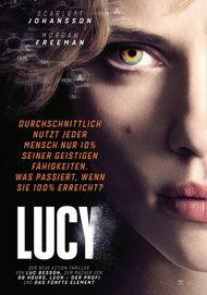 """Filmplakat für """"LUCY"""""""