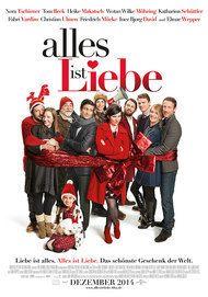"""Filmplakat für """"Alles ist Liebe"""""""