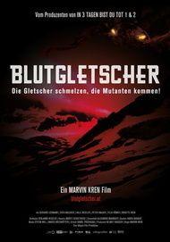 """Filmplakat für """"Blutgletscher"""""""