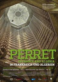 """Filmplakat für """"Perret in Frankreich und Algerien"""""""