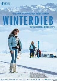 """Filmplakat für """"Winterdieb"""""""