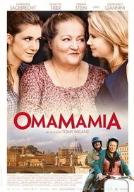 "Movie poster for ""Omamamia"""
