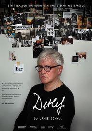 """Filmplakat für """"Detlef - 60 Jahre schwul"""""""