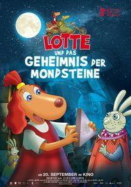 """Filmplakat für """"Lotte und das Geheimnis der Mondsteine"""""""