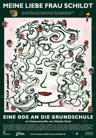 """Filmplakat für """"Meine liebe Frau Schildt - Eine Ode an die Grundschule"""""""