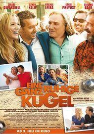 """Filmplakat für """"Eine ganz ruhige Kugel"""""""