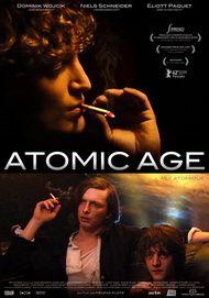 """Filmplakat für """"Atomic Age"""""""