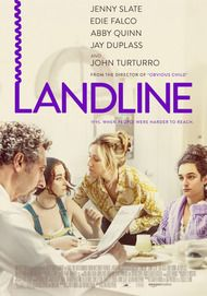 "Movie poster for ""LANDLINE"""