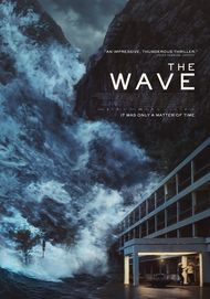 "Movie poster for ""THE WAVE"""