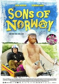 "Filmplakat für ""Sons of Norway"""