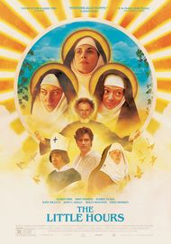 "Movie poster for ""THE LITTLE HOURS"""
