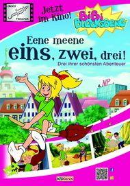 """Filmplakat für """"Bibi Blocksberg - Eene Meene Eins, Zwei, Drei!"""""""