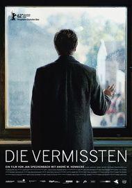 """Filmplakat für """"Die Vermissten"""""""