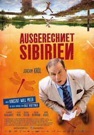 """Movie poster for """"Ausgerechnet Sibirien"""""""