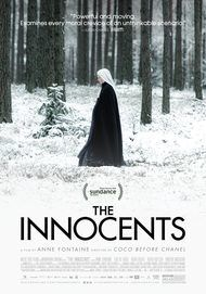 "Movie poster for ""THE INNOCENTS"""
