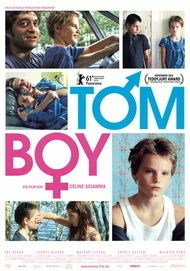 "Movie poster for ""Tomboy"""