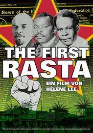 """Filmplakat für """"The First Rasta"""""""