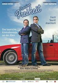 """Filmplakat für """"Pension Freiheit"""""""