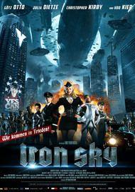 """Filmplakat für """"Iron Sky"""""""