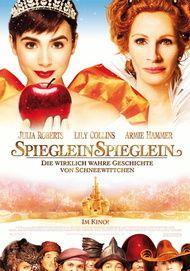 """Filmplakat für """"Spieglein Spieglein - Die wirklich wahre Geschichte von Schneewittchen"""""""