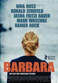 """Filmplakat für """"BARBARA"""""""