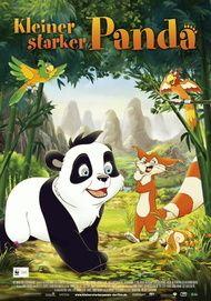 """Filmplakat für """"Kleiner starker Panda"""""""