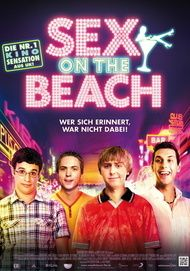 "Filmplakat für ""Sex on the Beach"""