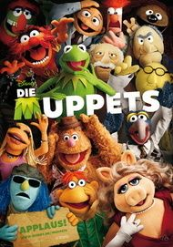 """Movie poster for """"The Muppets"""""""