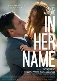 """Movie poster for """"IN HER NAME"""""""