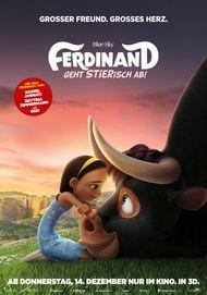 """Filmplakat für """"FERDINAND"""""""