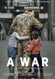 "Movie poster for ""A WAR"""