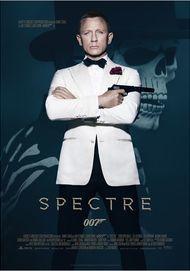 """Filmplakat für """"007 SPECTRE"""""""