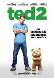 """Filmplakat für """"TED 2"""""""